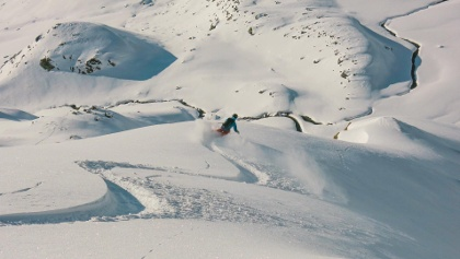 Tiefschneekurs am Arlberg mit Hotelkomfort