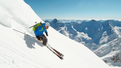 Freeride-Woche Chamonix/Mont Blanc