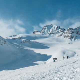 Schneeschuhdurchquerung Silvretta mit Piz Buin