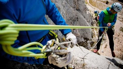 Kletterkurs Sportklettern am Gardasee