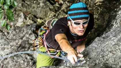 Petzl Klettercamp ADVANCED Blautal