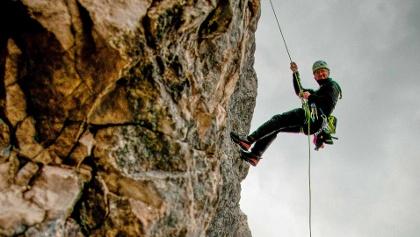 Alpinkletterkurs im Allgäu/Tannheimer Tal