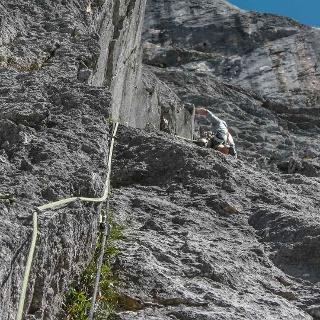 Alpinkletterkurs am Gardasee