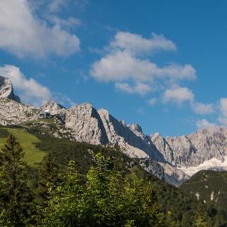 Aktivklettersteigkurs an der Alpspitze