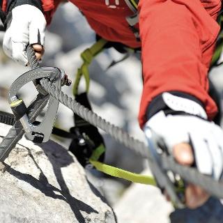 Klettersteigkurs am Gardasee