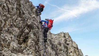 Klettersteigkurs in Berchtesgaden