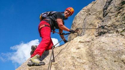 Klettersteige rund um Cortina d Ampezzo