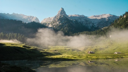 Alpenüberquerung vom Watzmann zu den Drei Zinnen