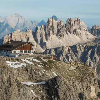Dolomiten Höhenweg Nr 1 - Wandern in Südtirol