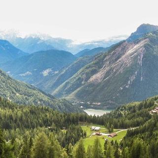 MTB Alpenüberquerung für Einsteiger