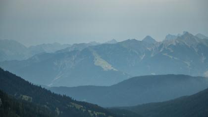 Durchquerung der Ammergauer Alpen