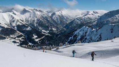 Leichte Skitouren in den Lechtaler Alpen