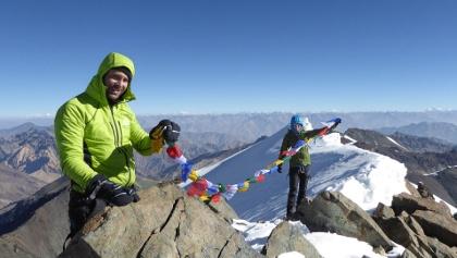 Trekking und Bergsteigen in Ladakh