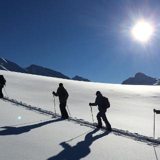 Wochenend Snowboardtourenkurs für Einsteiger