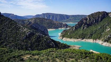 Wandern in den spanischen Pyrenäen