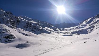 Skitouren im Vinschgau