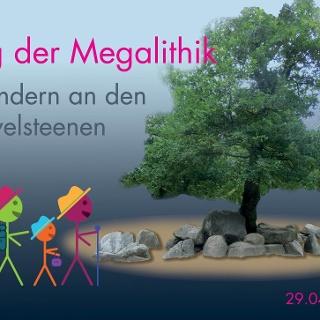 Geführte Wanderung des WHB am Tag der Megalithik
