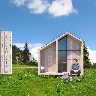Setze ein Zeichen auf der Rax! Limitierte Spendenaktion für die neue Wolfgang-Dirnbacher-Hütte.