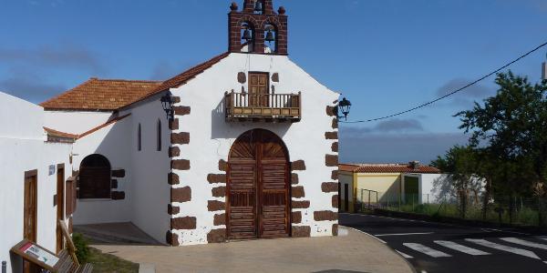Kirche von Las Tricias