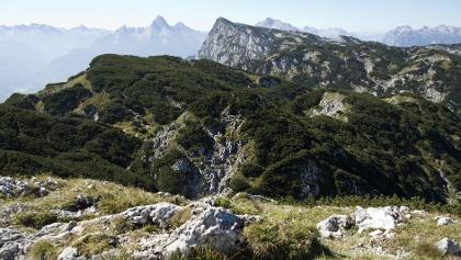 Die Gipfelschau über den Untersberg bis zu Watzmann und Reiteralm