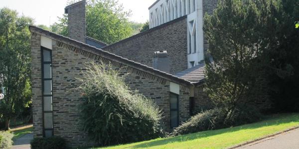 Kirche Mertesdorf