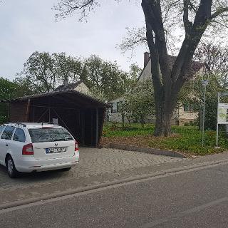 Wanderparkplatz am Gemeindezentrum Bornheim