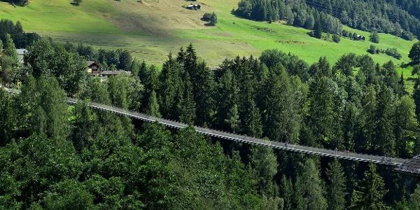 Goms Bridge.