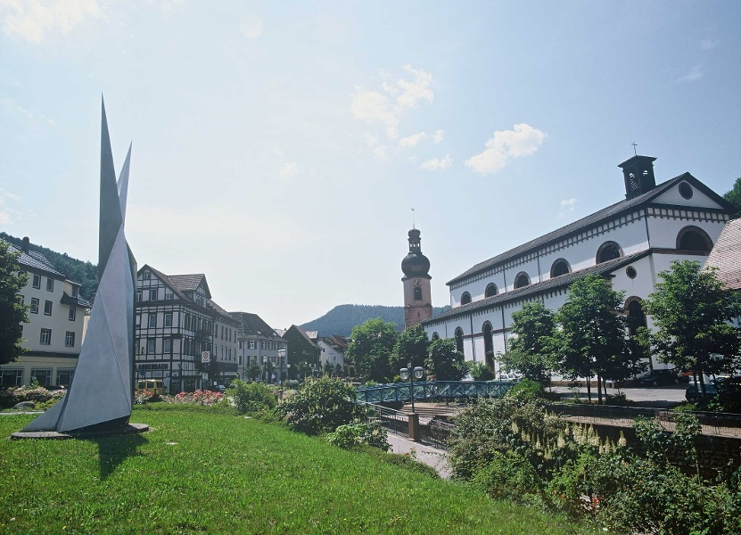 Kunstweg Erich Hauser