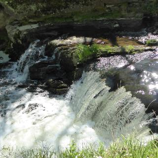 Nettewasserfall