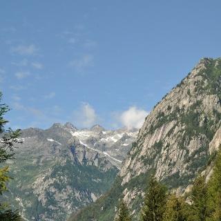 Abzweig Valle Torrone