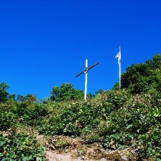 Calmont-Gipfelkreuz