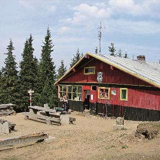 Cabană Bârcaciu