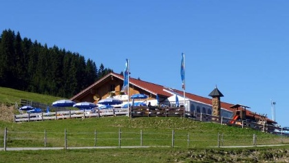Außenansicht Stubental Alpe