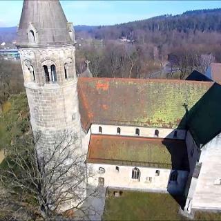 Yuneec Q500 4K, Werbefilm für das Kloster Lorch