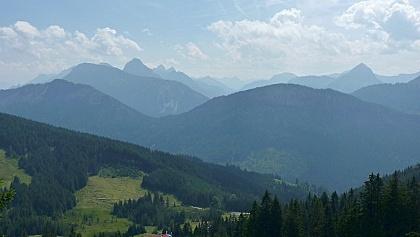 Pfeifferberg Ausblick