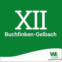 Logo Buchfinken-Gelbach-Tour