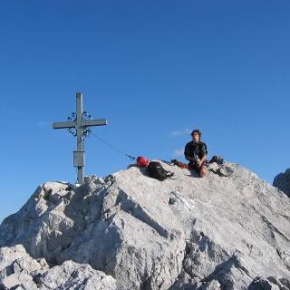 Alpinklettern Wilder Kaiser - Genussklettern