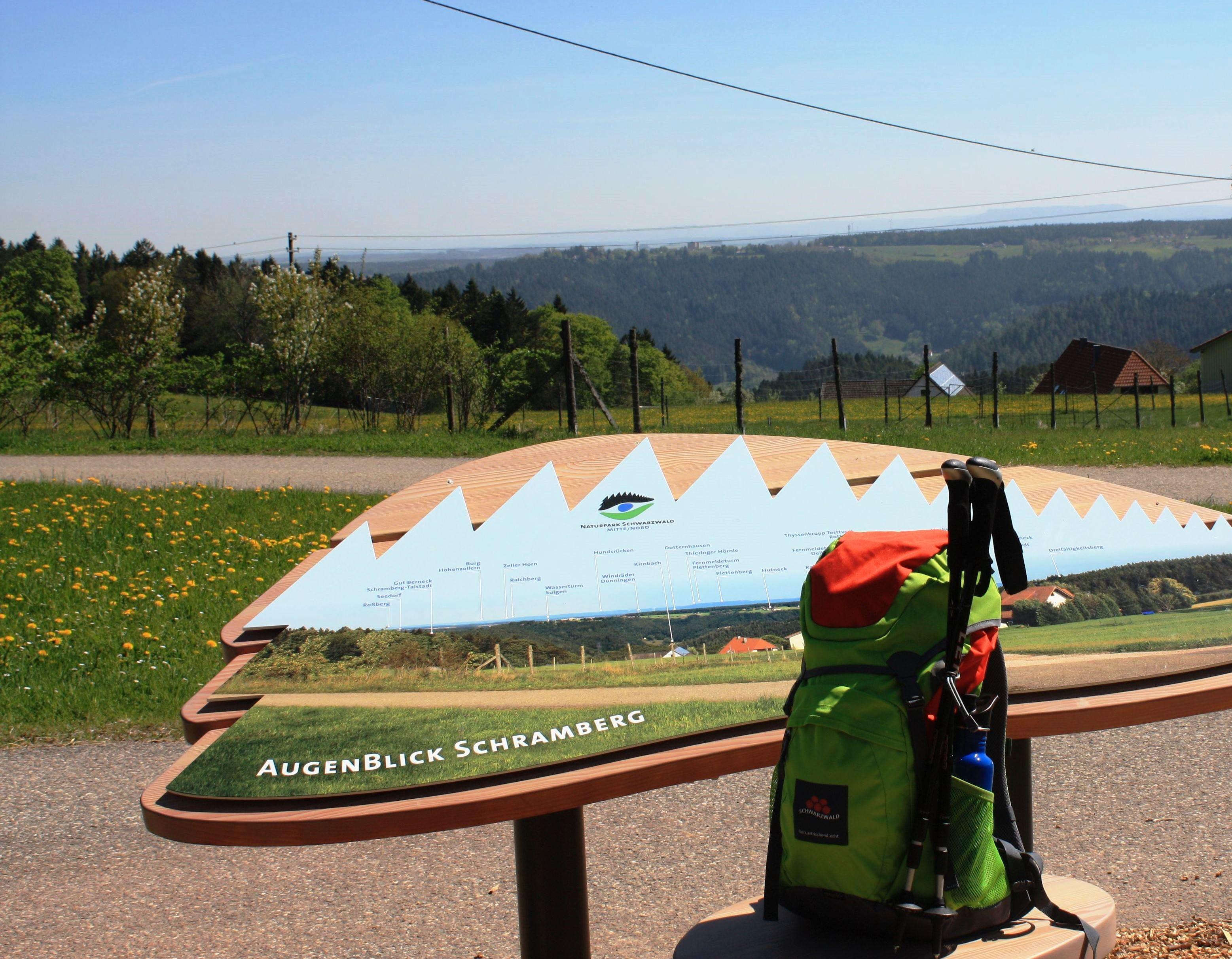 Naturpark Augenblick am Auerhahnweg