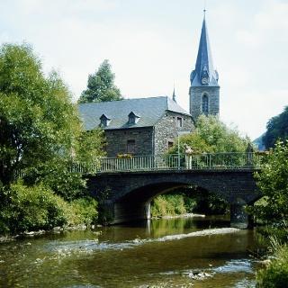 Dhronbrücke in Neumagen-Dhron
