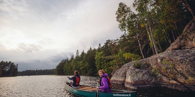 Nuuksio National Park Tour