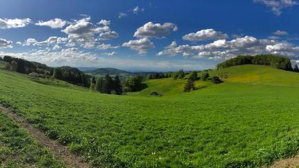 Hof Bürten Richtung Basel/Schwarzwald
