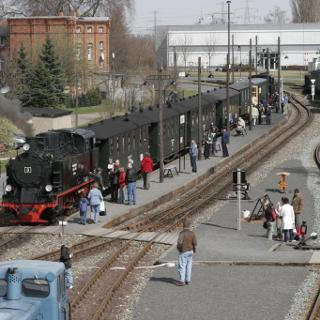 HP1 - Bahnhof Benndorf