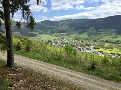 Saalhauser Rundweg (S-Weg)