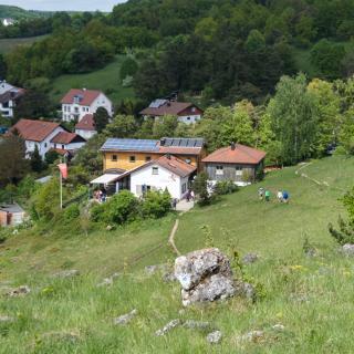 Naturfreundehaus Schönhofen.