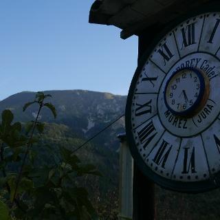 Mt. Ventoux von St. Léger du Ventoux