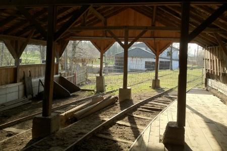 Torfbahnhof Rottau