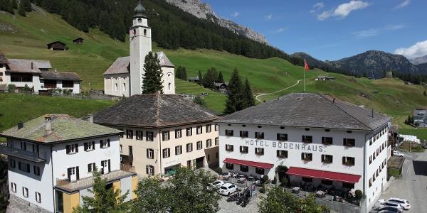 Hotel Bodenhaus Sommer