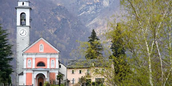 Kirche in Maggia