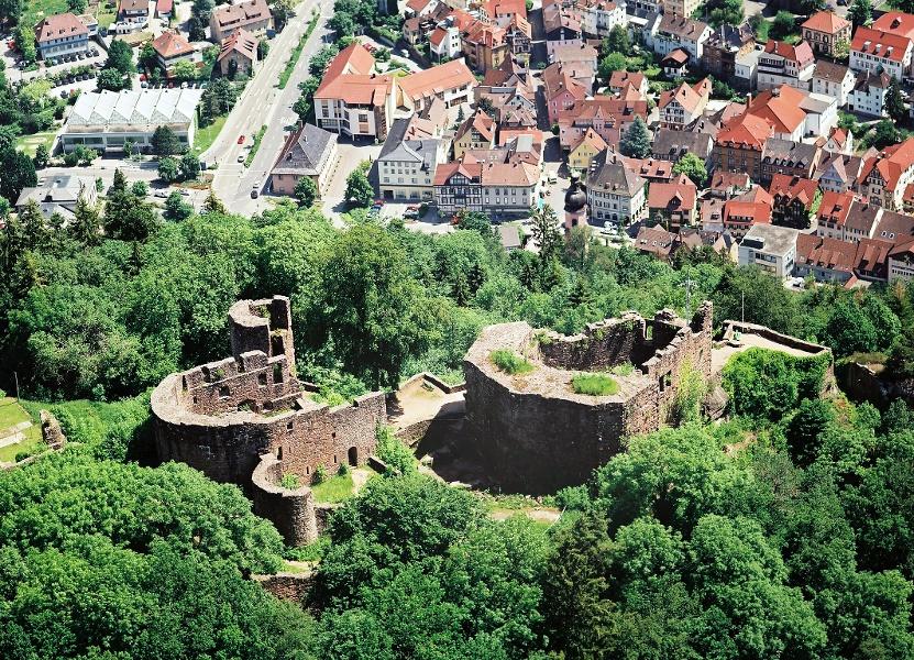 Schramberger Burgenpfad
