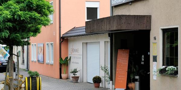 Hotel Sonne Bad Friedrichshall